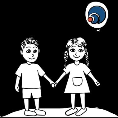 fluchtpunkt-kinderpaar2